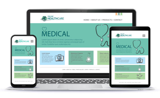 What is Medical Website Design?